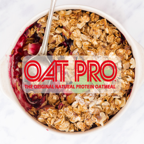 VF category - natural protein oatmeal