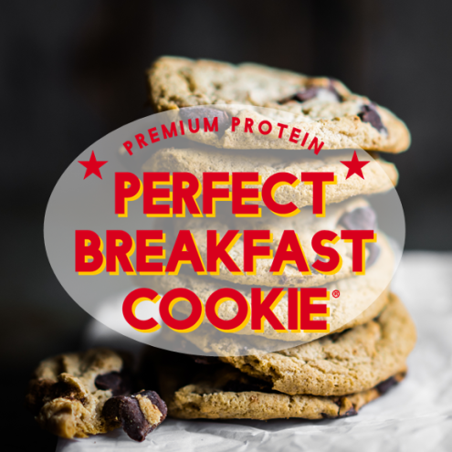 VF category - perfect protein breakfast cookie