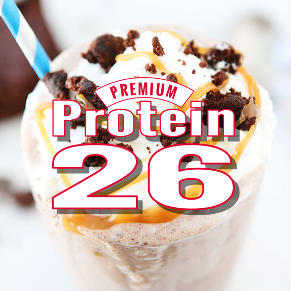 i love chocolate protein 26